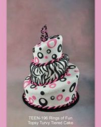 Pictures216~Cool cakes