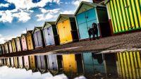 Beach Huts, Brighton and Hove