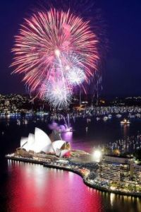 Sydney Harbour New Year's Eve Fireworks