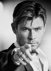 Chris Hemsworth needs you!