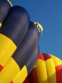 Balloon Rally - 10 - close