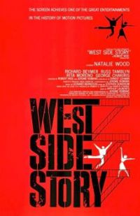 WEST SIDE STORY - 1961 POSTER