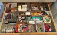Theme: Organize - junk drawer