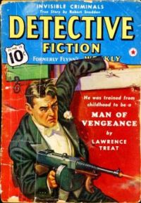 Detective Fiction Weekly June 15, 1940
