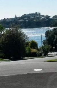 down hill walk