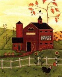 Red Barn A1