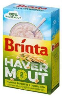 Brinta havermout (a Dutch breakfast with oatmeal)
