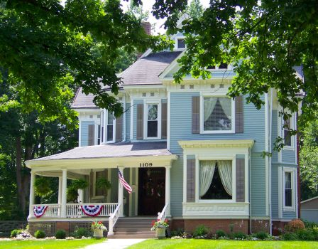 Patriotic Bed and Breakfast