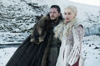 Jon Snow and Danerys Targaryen