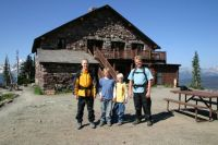 042380 - Granite Park Chalet, Glacier NP
