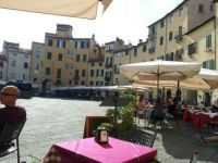 Piazza Lucca Italy