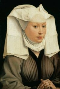 Rogier_van_der_Weyden_-_Portrait_of_a_Woman_with_a_Winged_Bonnet_-_Google_Art_Project