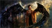 Castiel in all His Glory