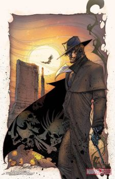 Dark Tower Cover Color by J. Scott Campbell