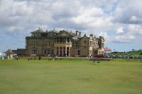 St. Andrew's Scotland, the home of golf