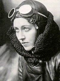 1st English Aviator Amy Johnson