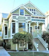 1896 Victorian Home in CA