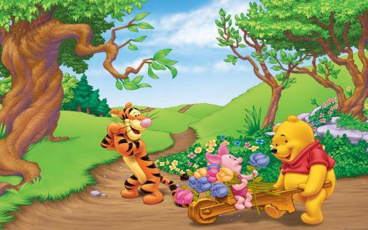Winnie the Pooh 64