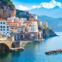 Sardinia's coast . . . . .