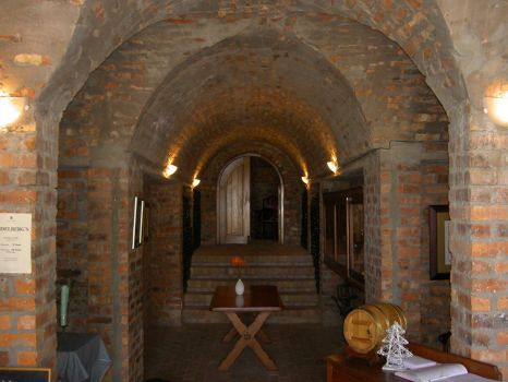 Winery Entrance - South Africa (known for excellant wines)