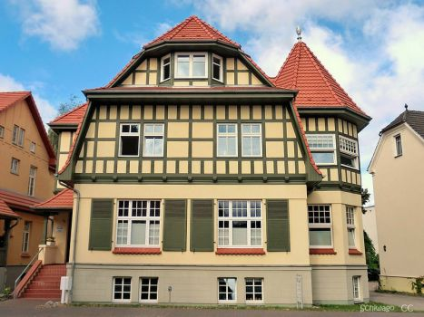 Bad Doberan germany  Cultural Heritage Building