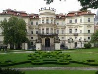 Lobkovický palác v Praze na Malé Straně