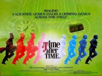 TIME AFTER TIME - POSTER, 1979