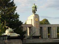 Soviet War Memorial, Tiergarten Berlin