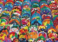 MEXICAN CERAMIC PLATES