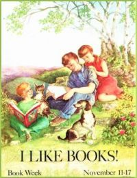 Themes Vintage illustrations/pictures - Book Poster