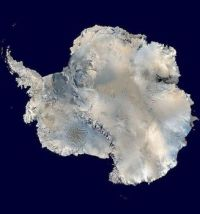 Images from Space - Antarctica