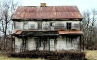 Abandoned Old Country House