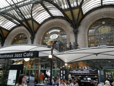 Le Train Bleu at Gare de Lyon, Paris