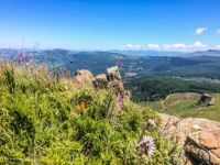 View to Hogsback from Hog One
