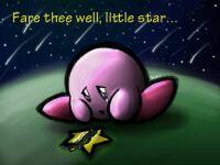 Sad little star