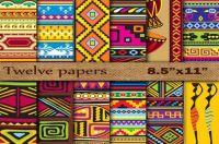 Tribal Colors