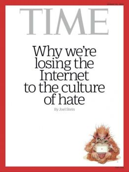 So hate me because I choose not to support a culture of hate.