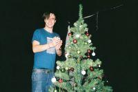 MC Greener and his Tree