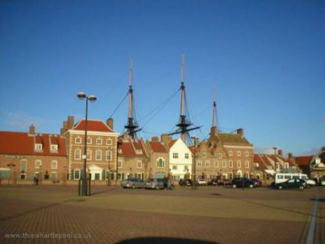 Hartlepool's Historic Quay