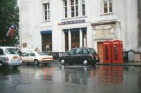 The Texas Embassy in London