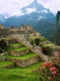 Machu Picchu, Peru.   5804