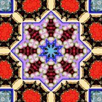 Kaleidoscope Collage