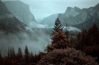 Tunnel View, Yosemite National Park, United States