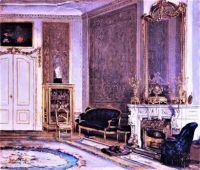 The hall in the house of A. Willet-Holthuysen (1882)