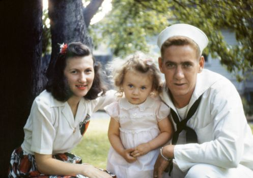 Babe, Nanny and Peggy