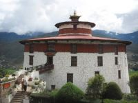 Paro Ta-dzong. The National Museum of Bhutan.