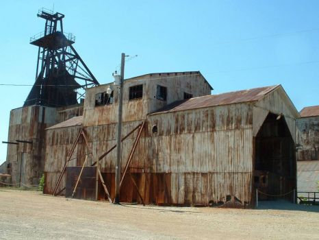 Old Mining Building