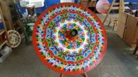 Painted Wheel for an Ox Cart