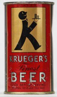 Krueger's Beer (baldy) - Lilek #473