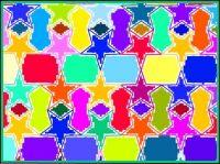 Abstract Stars #3 Small